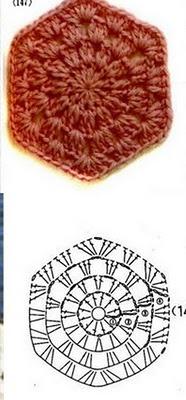 Como unir piezas de tejidos en crochet y dos agujas : cosascositasycosotasconmesh