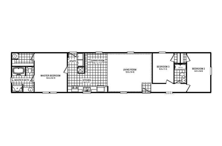 150 Best Images About Floor Plans On Pinterest Oakwood