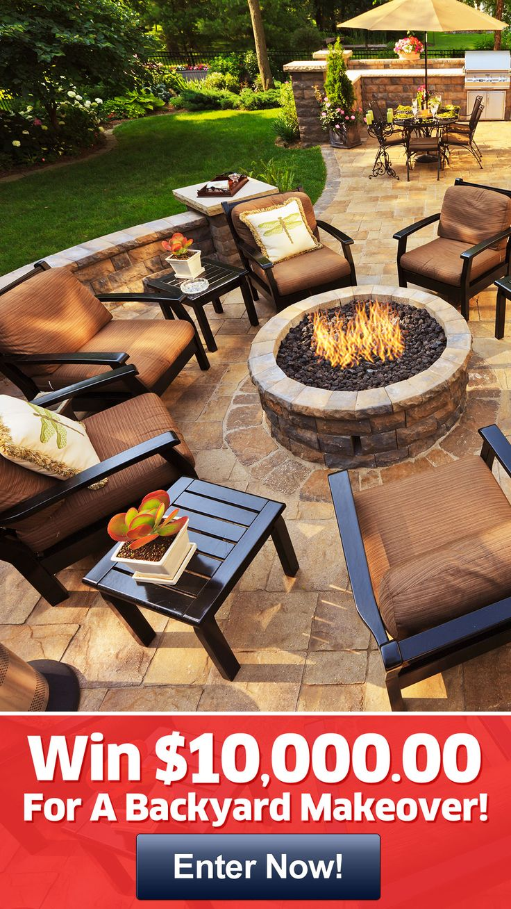 Want A Dream Backyard? Enter to Win $10,000.00 for a ...