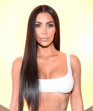 Kim Kardashian's Secret for Removing Foundation Stains from Clothes