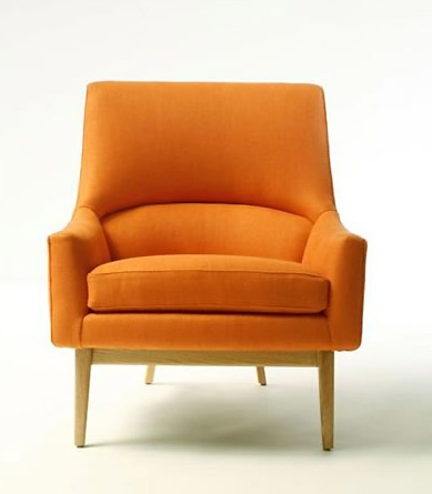 Ralph Pucci, A Chair by Jens Risom.  (Second Image)  http://ralphpucci.net/furniture/upholstery/collection