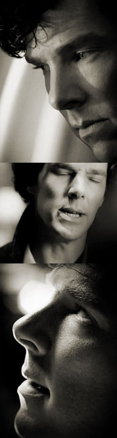 SHERLOCK (BBC) ~ Benedict Cumberbatch as Sherlock Holmes. (I didn't think of this In a rp-ish way:.. @VaniPrew42)