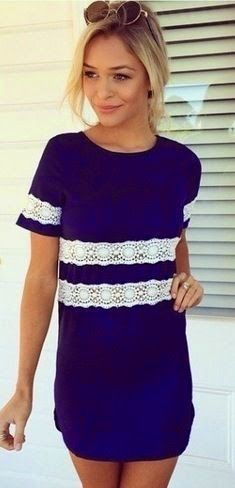 Love this dress and looks really comfortable!