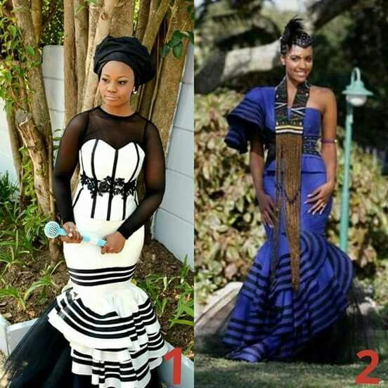 Xhosa brides