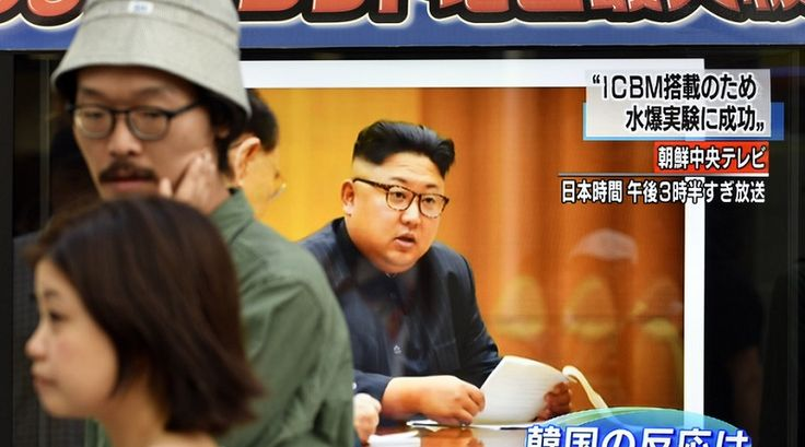 Corea del Nord, test nucleari per la sopravvivenza del regime