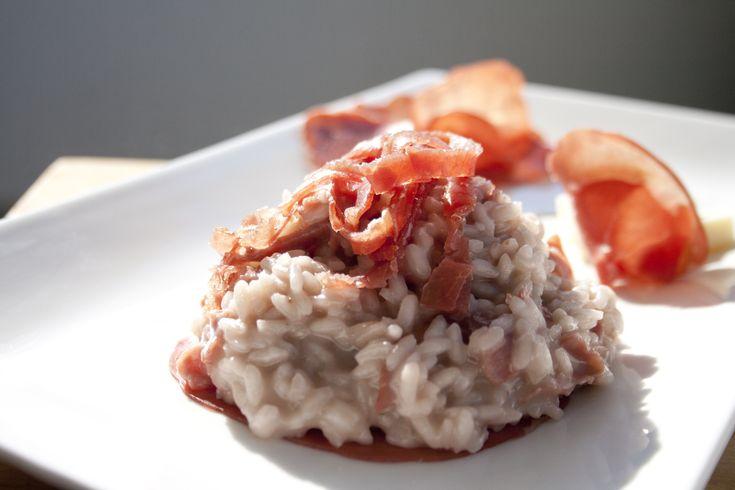 #risotto #bresaola della valtellina igp e #bitto: scopri le ricette coi salumi su paneprosciutto.it. Veloci, facili e gustose!