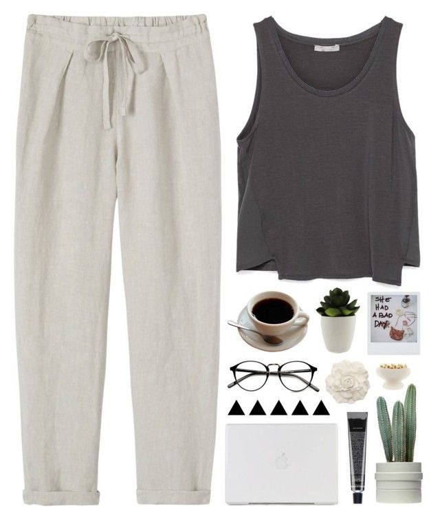 """""""know how"""" by intanology ❤ liked on Polyvore featuring Toast, Zara, Accessorize and Grown Alchemist"""