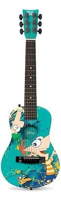 Phineas And Ferb Kids' Acoustic Guitar !!!