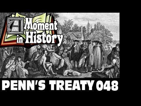penn's treaty moment in history 048