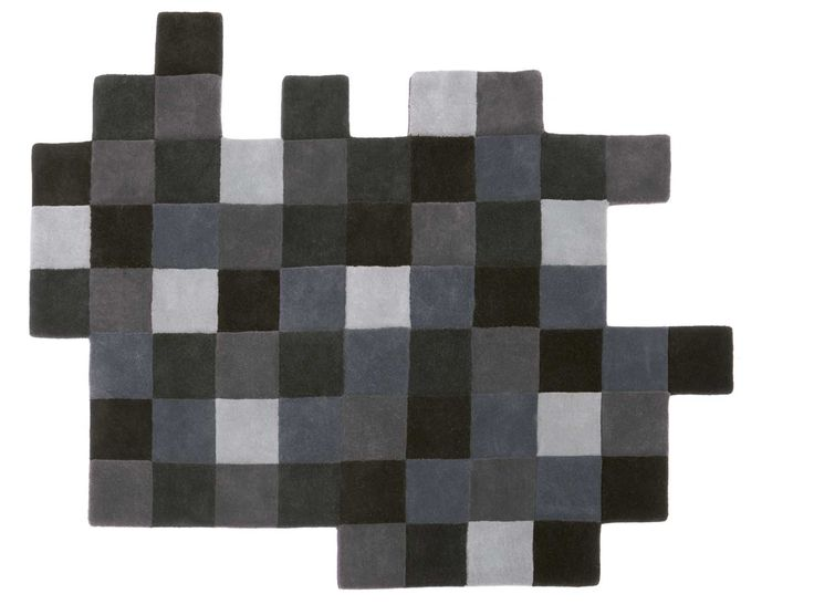 Ron Arad Nanimarquina Collection Do Lo Rez, Model Do Lo Rez 2 Greys Cm