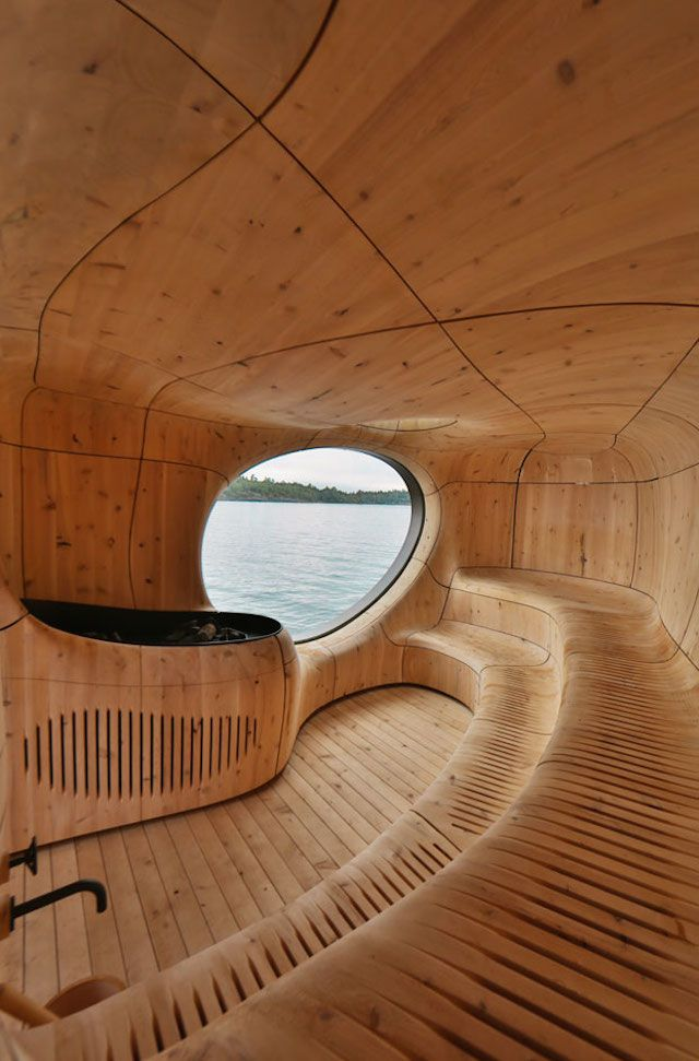 Grotto Sauna / by Partisans