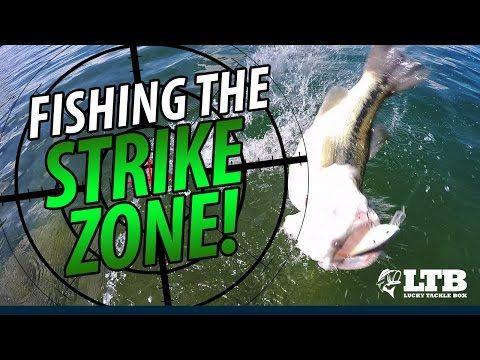 How To Fish The Strike Zone with Crankbaits | Bass Fishing - YouTube