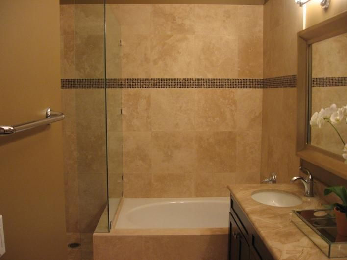 34 best images about philadelphia travertine bathroom on pinterest transitional bathroom for Travertine tile bathroom ideas