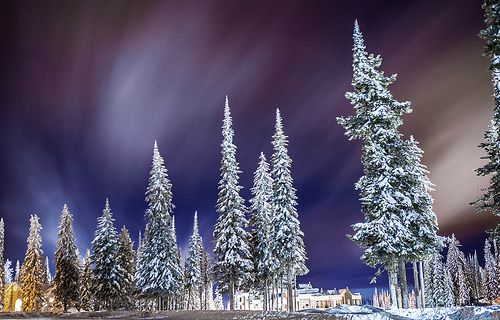 Winterworld - Silverstar Mountain, Vernon, BC, Canada