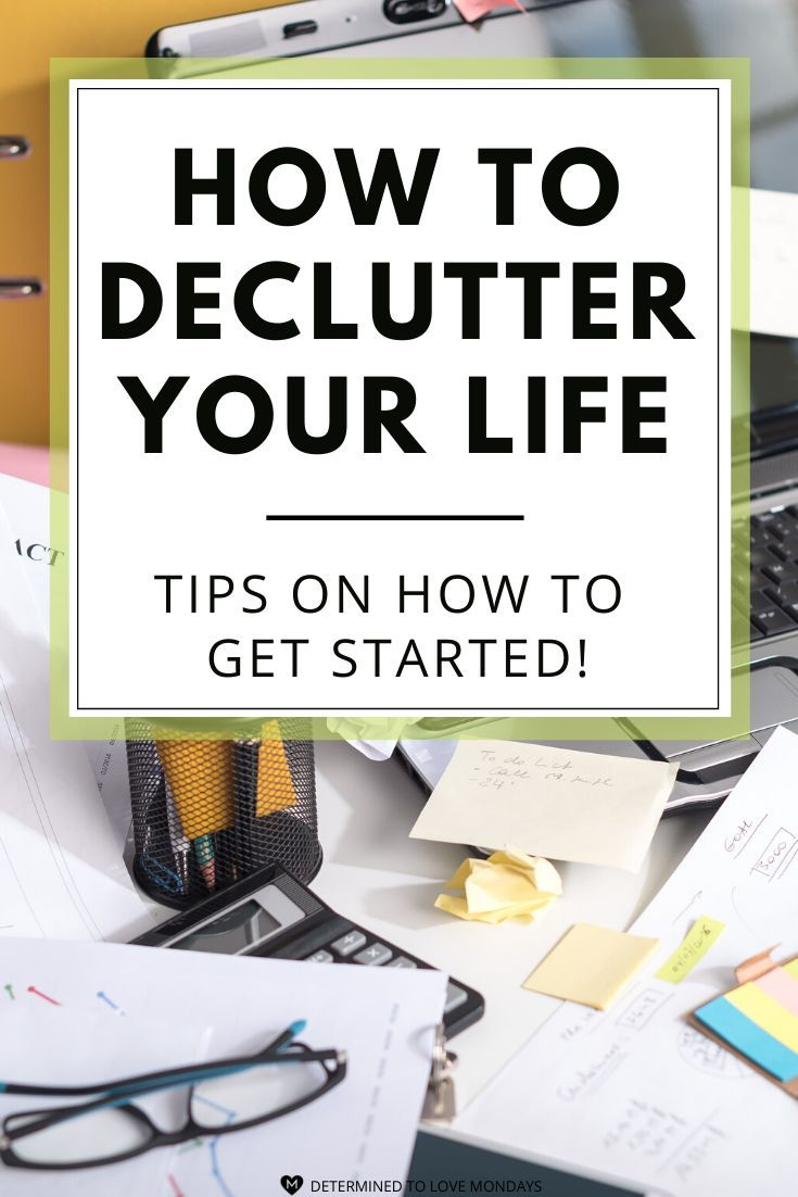 28++ How to declutter your life trends