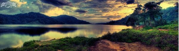 """""""Hulu Langat Dam"""""""