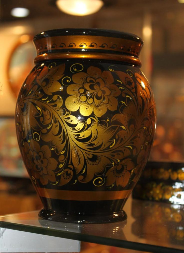 Хохлома: посуда, достойная царского стола - Ярмарка Мастеров - ручная работа, handmade