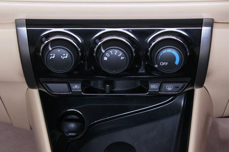Toyota All New Vios - Interior Controls - AUTO2000