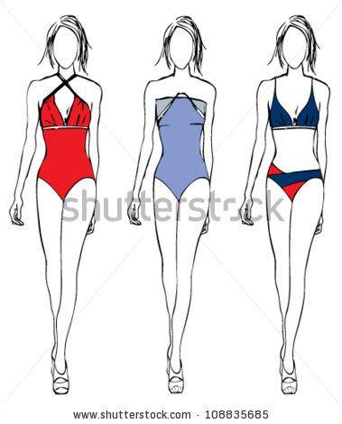 Dress Design Sketches Pics