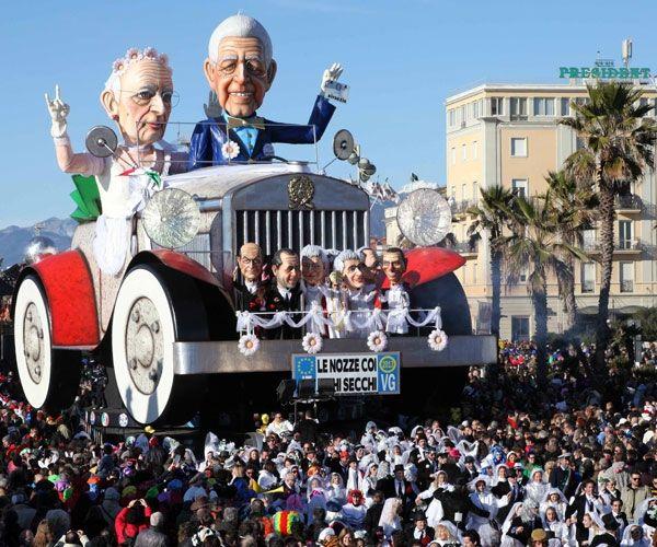 Carnevale di Viareggio 2013-prima categoria#carnevale #viareggio - Repinned by #hoteltettuccio Montecatini Terme