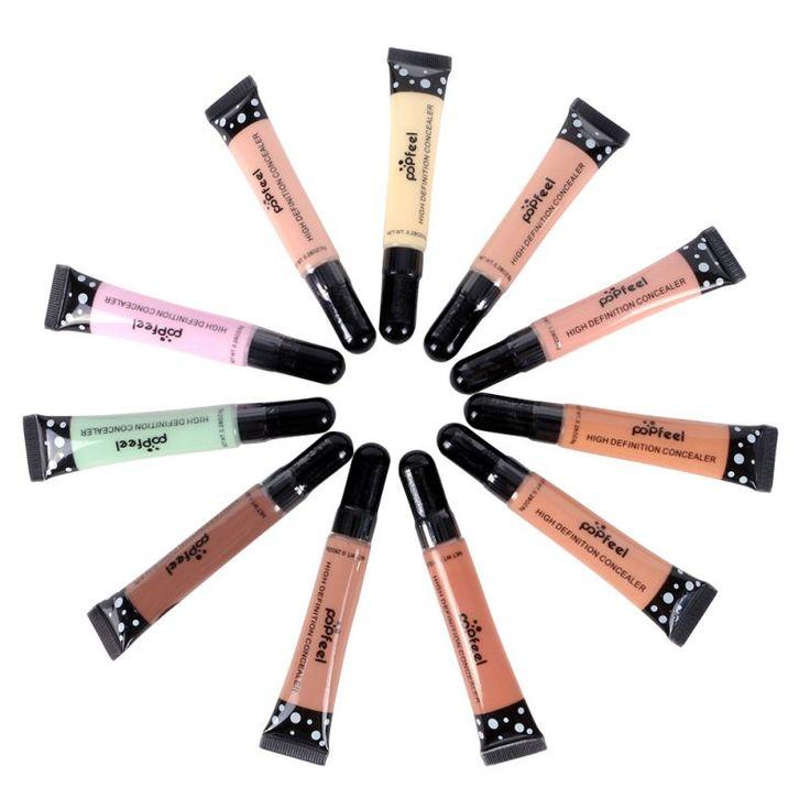 Hot Makeup Concealer High Definition Concealer Liquid Foundation BB Cream Cosmetics Face Concealer ** Ini pin AliExpress affiliate.  Klik KUNJUNGAN tombol untuk memasukkan situs web