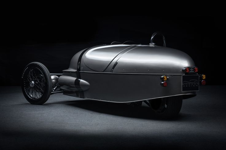 morgan EV3 electric car will enter production in 2018