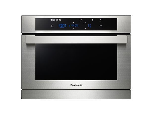 Jetzt entdecken Panasonic HL-SX485S - Kompaktbacköfen - Dampfgarer zum Dünsten oder Aufwärmen, Heißluft zum Backen, Braten, Grillen oder Toasten, Mikrowelle zum Aufwärmen und Schmelzen – und nicht zuletzt die Auftau-Funktion für Tiefgefrorenes: die neuen Panasonic 3-in-1 Kompaktbacköfen mit unglaublich vielen Möglichkeiten – für herausragende Kochergebnisse und maximale Flexibilität.