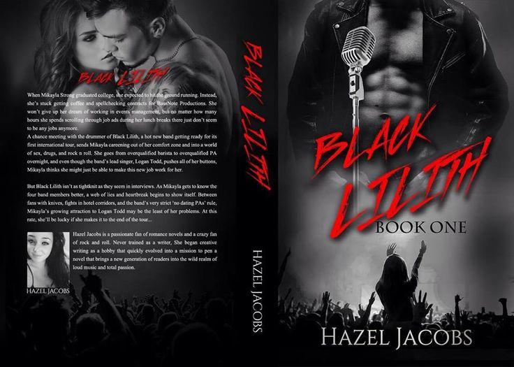 Cover Reveal: https://www.goodreads.com/book/show/30747028-black-lilith #DebutAuthor #HazelJacobs #BlackLilithBookOneReveal