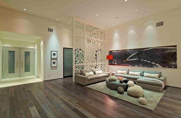 Einrichtungsideen jugendzimmer mit trennwand  Vorschläge für Raumteiler und Trennwand - Harmonie zu Hause ...