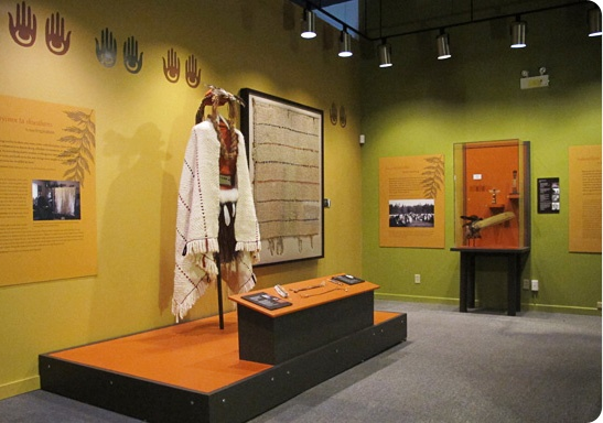 Double Dare Design - Entwined Histories at the North Vancouver Museum and Archives