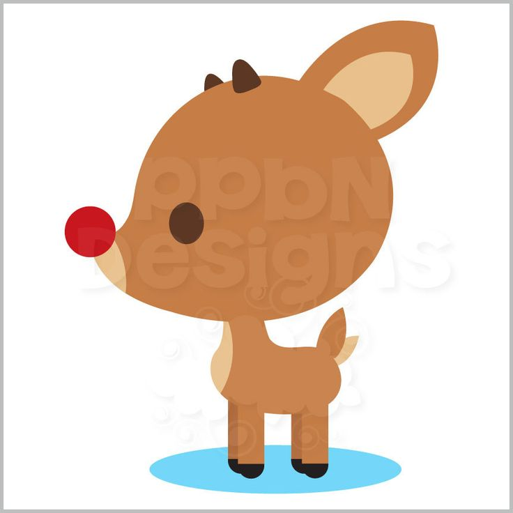 PPbN Designs - Rudolph (Free for Deluxe Members), $0.00 (http://www.ppbndesigns.com/products/rudolph-free-for-deluxe-members.html)
