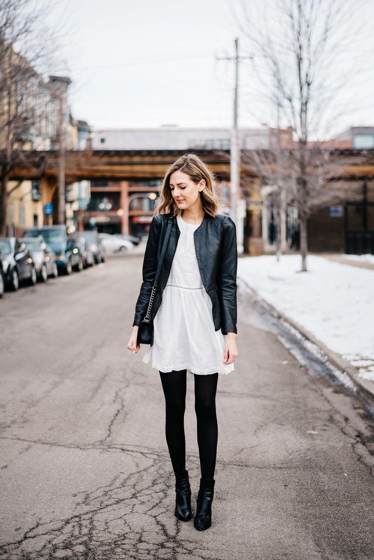 White dress boots - Short Sweet See Jane Wear