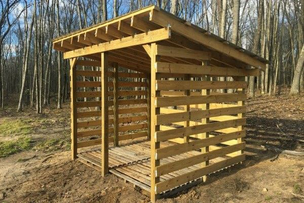 54 Firewood Shed Designs Ideas And Free Plans Bonus
