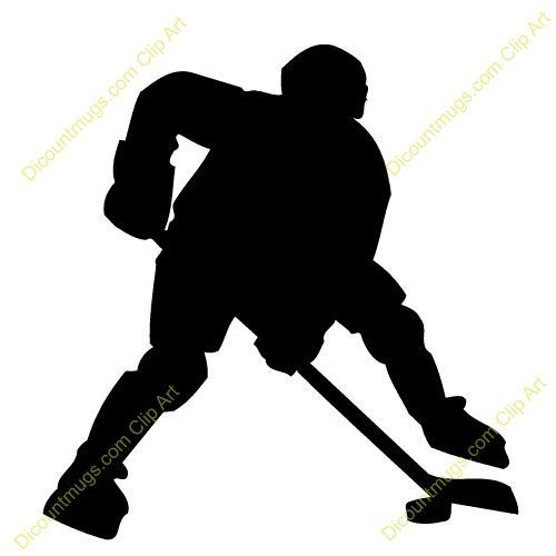 hockey skate template free printable - Google Search