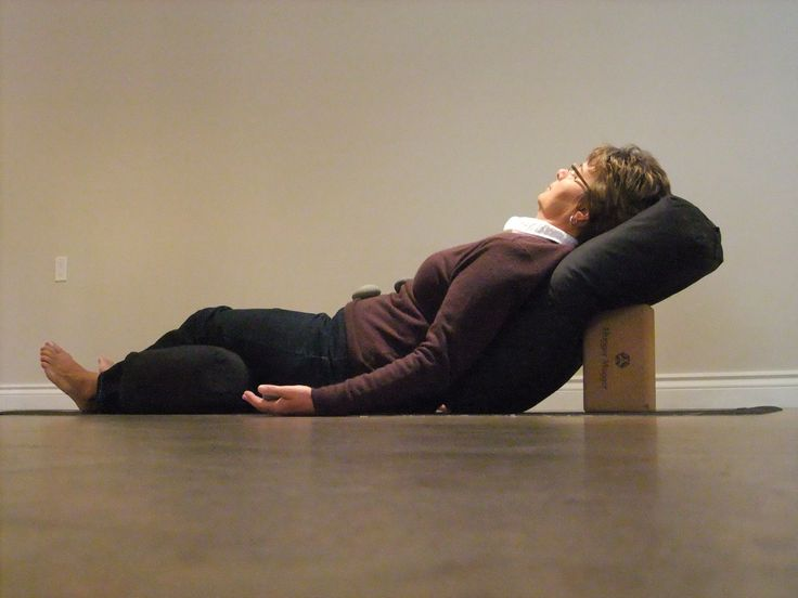 Hot stone restorative yoga at Pura Vida Soul Institute Inc. in Muskoka