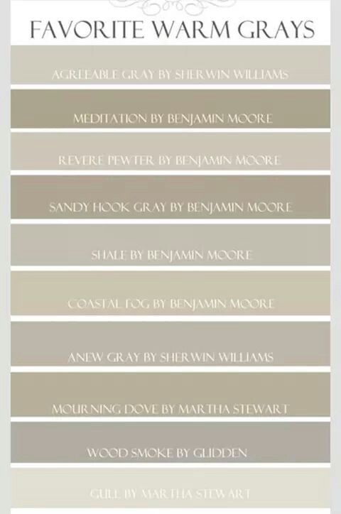 Neutral but warm tones color inspirations pinterest for Warm neutral grey paint