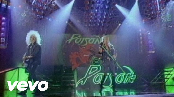 #Poison - Nothin' But A Good Time  (1988)