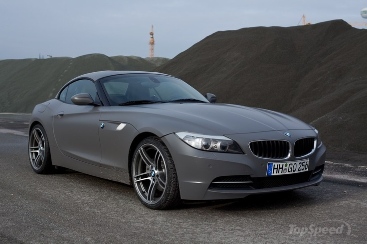 BMW Z4Vinyls Wraps, Wraps Matte, Bmw Roadster, Bmw Z4, Modern Cars, Colors Cars, Das Auto, Matte Colors, Favorite Cars
