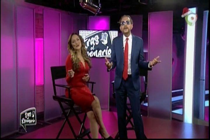 """Entrevista Al Cantante Toño Rosario """"El Cuquito"""" En «Tras El Escenario»"""