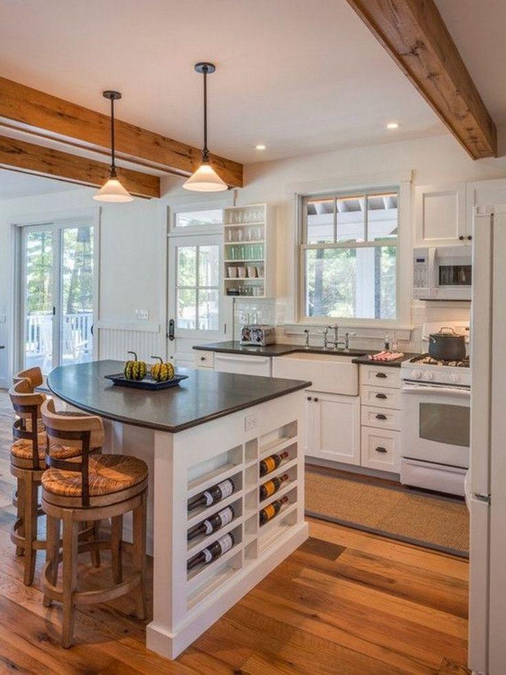 30 working space saving kitchen island that ll you need - Space saving kitchen island ...