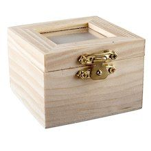 Best 25 Wooden Box With Lid Ideas On Pinterest