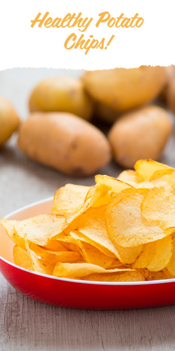 Prepare your favorite snacks in a healthy way using extra virgin Olive Oils from Spain. Discover our potato chips recipe!