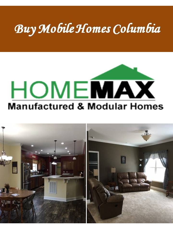 Here, you can Buy Mobile Homes Columbia at affordable rate. We are top  manufacturers