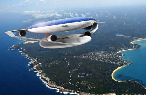 Futuristic Aircraft, Daphnis Fournier, Ecologic Aircraft, Green Aviation, electric aircraft, green technology, future aircraft, photovoltaic cells, future aviation, solar energy, future transportation, green future, eco, green aircraft, green airplane, flying, futuristic transportation