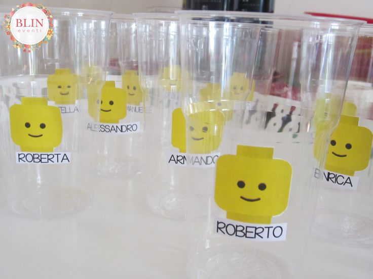 Lego Party by Blin Eventi http://www.blineventi.it/
