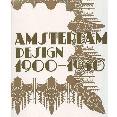 In dit eigenzinnige boek zijn talloze Amsterdamse school ontwerpen te vinden. Verkrijgbaar bij artdecowebwinkel.com.