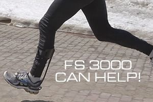 Turbomed Orthotics is the next generation of wearable foot orthotics for individuals with foot drop. Come and see what the Turbomed FS 3000 can do for you!