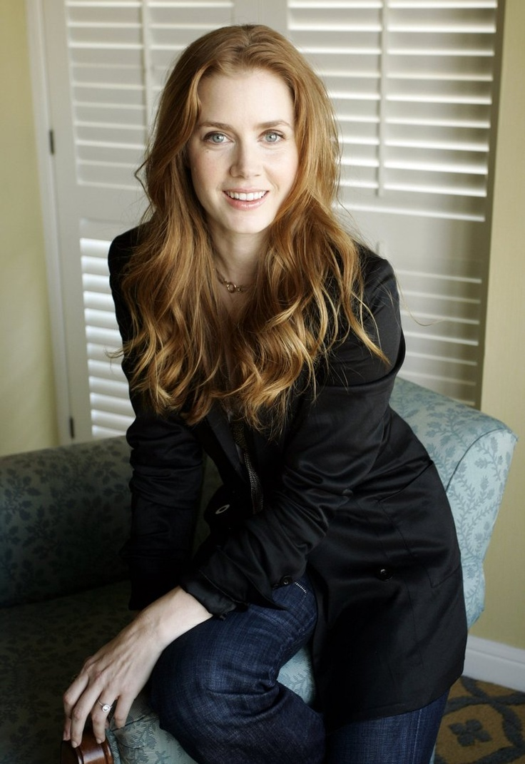 Amy Adams - Loved her in The Fighter