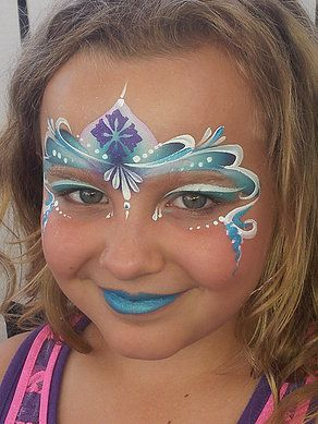 face painting frozen - Google Search