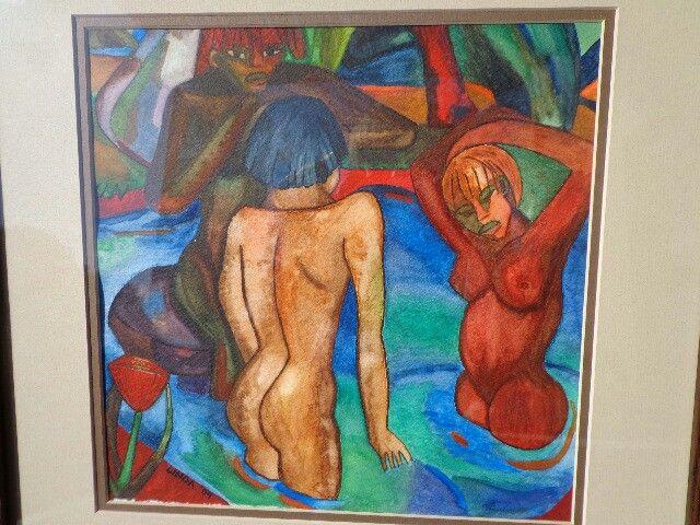 Watercolour - copy of ? -Linda